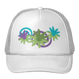 Fancy Flowers Trucker Hat