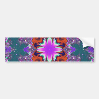 Fancy Fractal Bumpersticker #1 Bumper Sticker