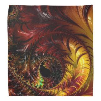 Fancy & Fun Fractals With Cool Mandala Patterns Bandana