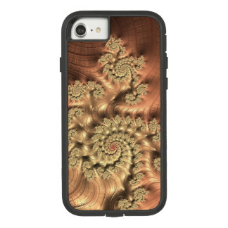 Fancy & Fun Fractals With Cool Mandala Patterns Case-Mate Tough Extreme iPhone 8/7 Case
