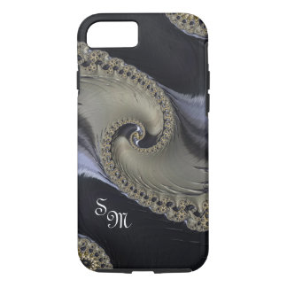 Fancy & Fun Fractals With Cool Mandala Patterns iPhone 8/7 Case