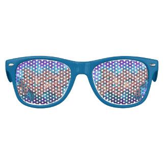 Fancy & Fun Fractals With Cool Mandala Patterns Kids Sunglasses