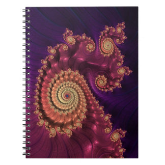 Fancy & Fun Fractals With Cool Mandala Patterns Notebooks