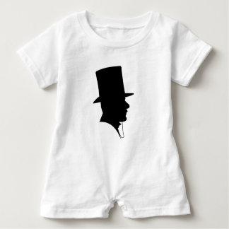 Fancy Gentleman Romper