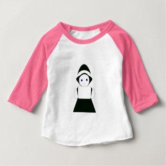 Fancy Girl Baby T-Shirt