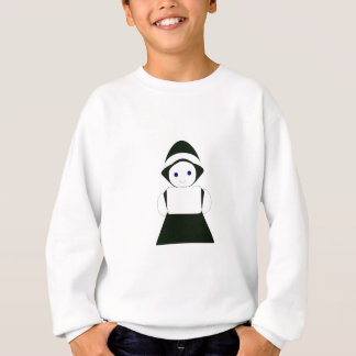 fancy girl sweatshirt