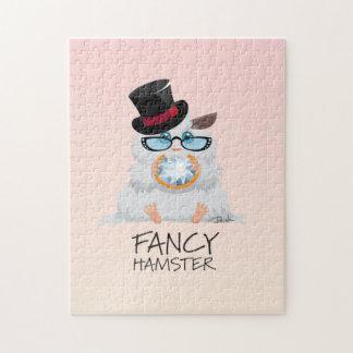 Fancy Hamster Puzzle