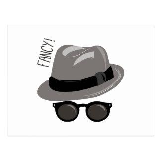 Fancy Hat Postcard