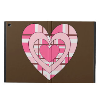 fancy heart iPad Air case
