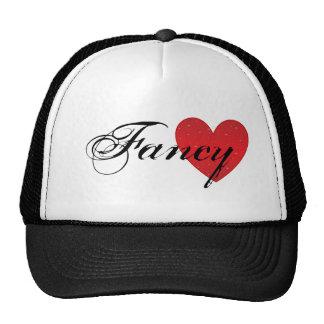 Fancy Heart Trucker Hat