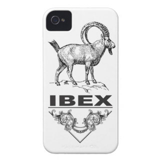Fancy Ibex animal iPhone 4 Case-Mate Case