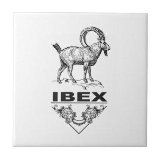Fancy Ibex animal Tile