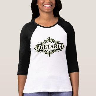 Fancy in Black - Vegetarian T-Shirt