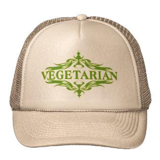 Fancy In Green - Vegetarian Trucker Hat