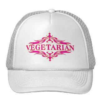 Fancy in Pink - Vegetarin Trucker Hat
