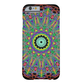 Fancy kaleidoscope iPhone 6 case