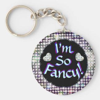 Fancy Keychain! Diamonds! Keychain