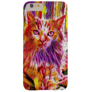 Fancy Lady Barely There iPhone 6 Plus Case