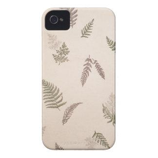 Fancy Leaf Art iPhone 4 Covers