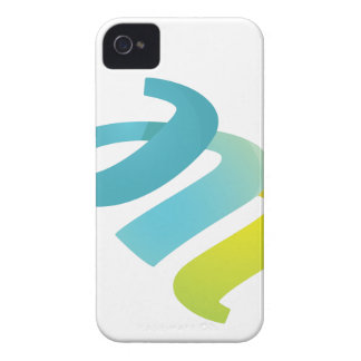 Fancy Letter M Case-Mate iPhone 4 Cases