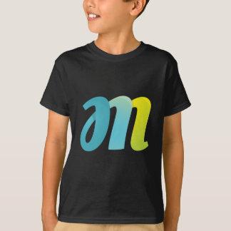 Fancy Letter M T-Shirt