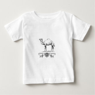 fancy lion camel baby T-Shirt