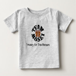 Fancy Little Feet Baby T-Shirt