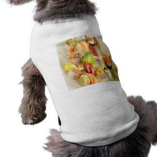 Fancy Mixed Fish Gourmet Sushi Plate Dog Clothes