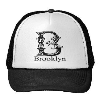 Fancy Monogram: Brooklyn Trucker Hat