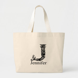 Fancy Monogram: Jennifer Bag