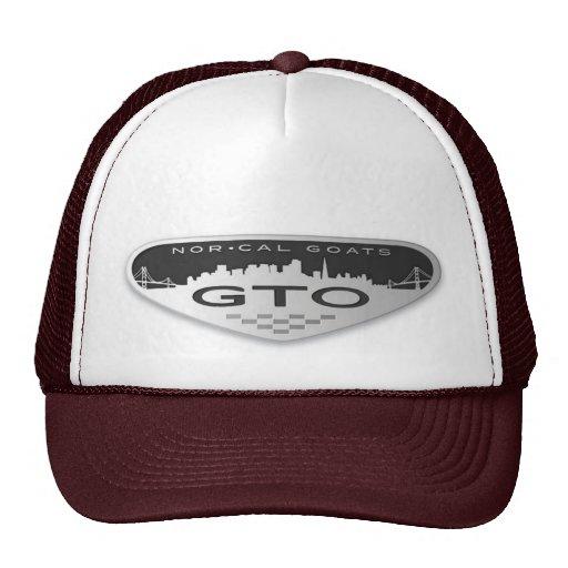 Fancy NCG Logo Mesh Hats