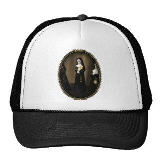 Fancy Nun Trucker Hat