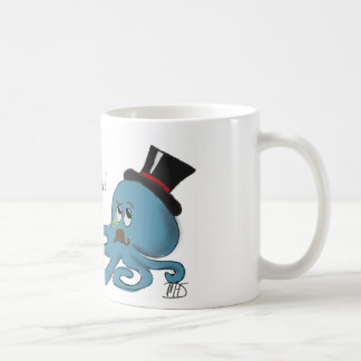 Fancy Octopus Coffee Mug
