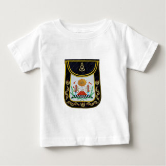 Fancy Past Masters Apron Baby T-Shirt