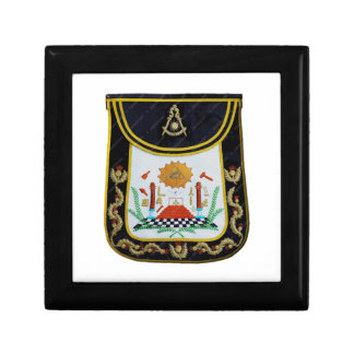 Fancy Past Masters Apron Gift Box