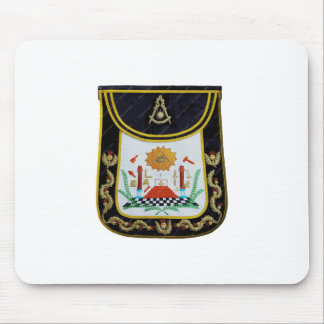 Fancy Past Masters Apron Mouse Pad