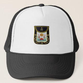 Fancy Past Masters Apron Trucker Hat