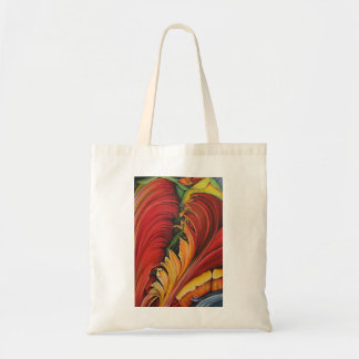 Fancy Petal Shopping Bag