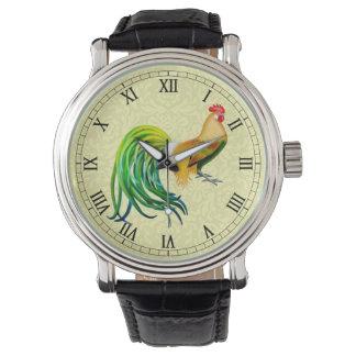 Fancy Poultry Phoenix Rooster Watch