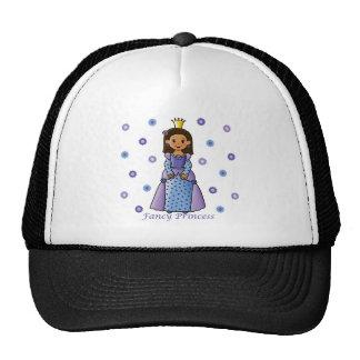 Fancy Princess Mesh Hat