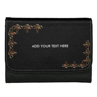 Fancy Purse Leather Wallet