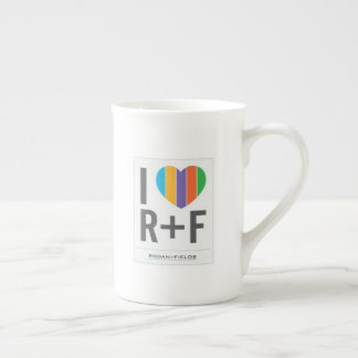 Fancy R+F Love Mug