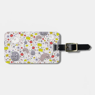 Fancy Rats Luggage Tag