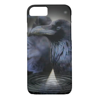 Fancy Raven iPhone 7 case