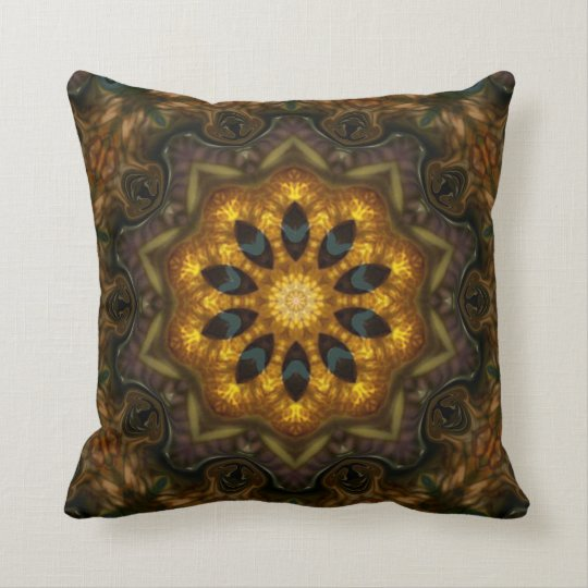 Fancy Resort. Throw Pillow