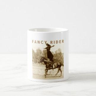 Fancy Rider Coffee Mug