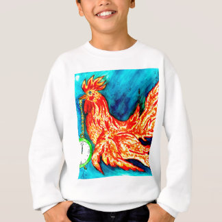 Fancy Rooster Art 2 Sweatshirt