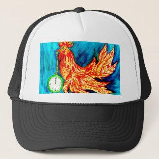 Fancy Rooster Art 2 Trucker Hat