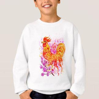 Fancy Rooster Art 3 Sweatshirt
