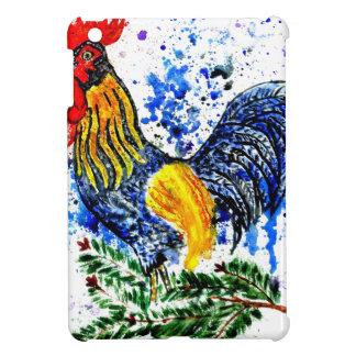 Fancy Rooster Art 5 iPad Mini Case